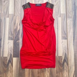 HKR COLLECTIONS red top camisole